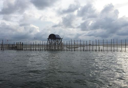 Bares flotantes de Hue