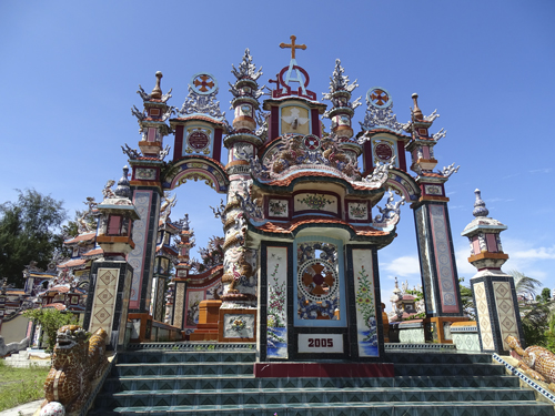 El cementerio más bonito de Vietnam