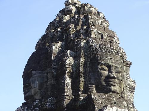 Guía para visitar los templos de Angkor