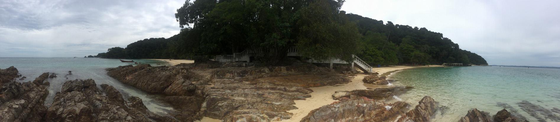 Guía de Pulau Kapas