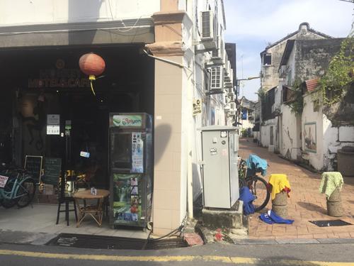 Alojamiento en Malacca