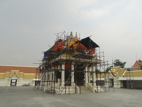 Wat Pariwat, Bangkok