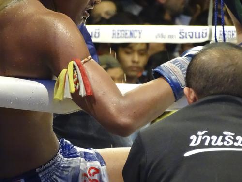 Dónde ver Muay Thai en Tailandia
