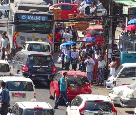 Dónde alojarse en Yangon