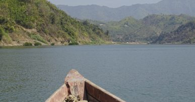 Mrauk-O, río Lemro