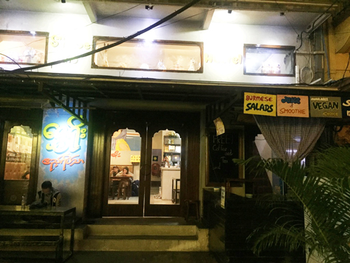 Hostel de Yangon