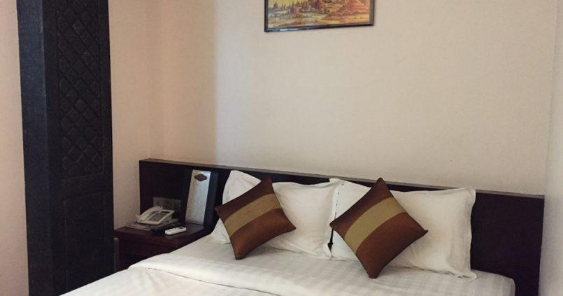 Alojamiento en Mandalay