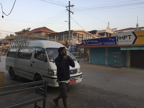 Agencias de trekking en Kalaw