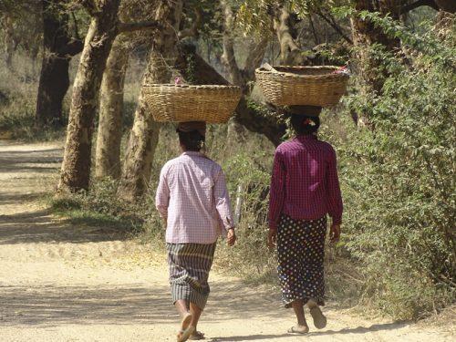 Ruta de viaje por Myanmar