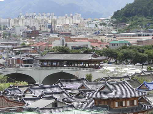 ruta de Viaxar por Corea do Sur