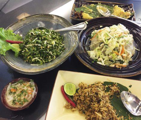 Dónde comer en Yangon