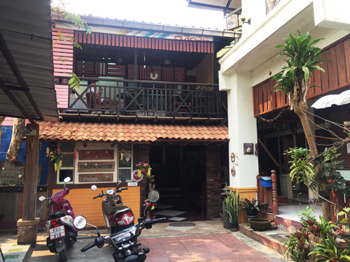 Dónde alojarse en Chiang Rai