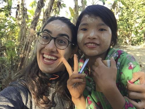 Myanmar, personalidad única