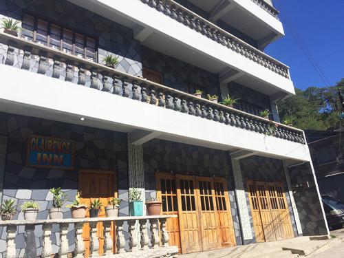 Dónde alojarse en Sagada