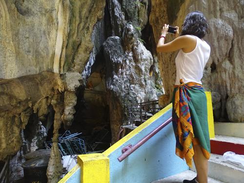Cómo llegar a las Batu Caves