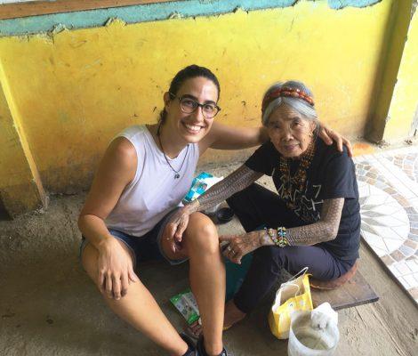 Tatuarse en Buscalan con Apo Whang Od