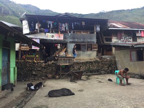 Buscalan, pueblo Kalinga