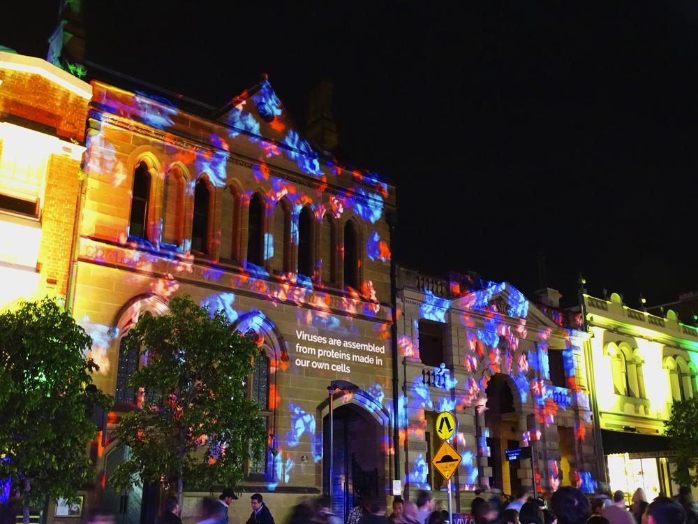 Sidney y Vivid Festival