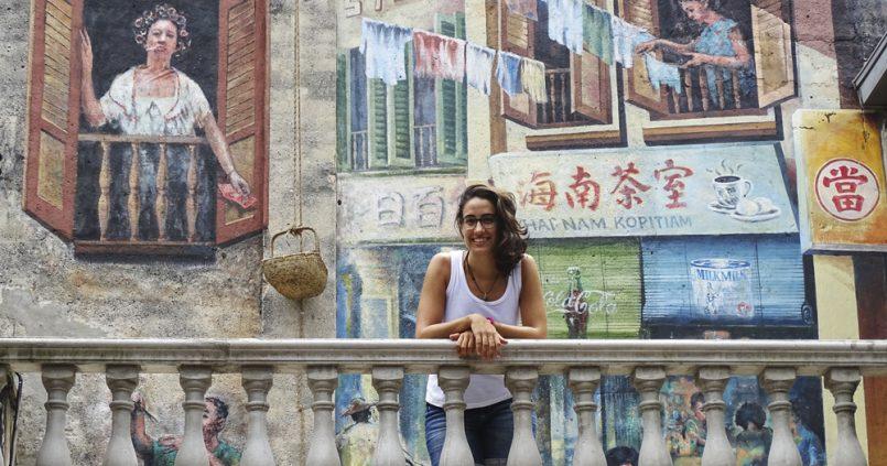 Chinatown en Kuala Lumpur