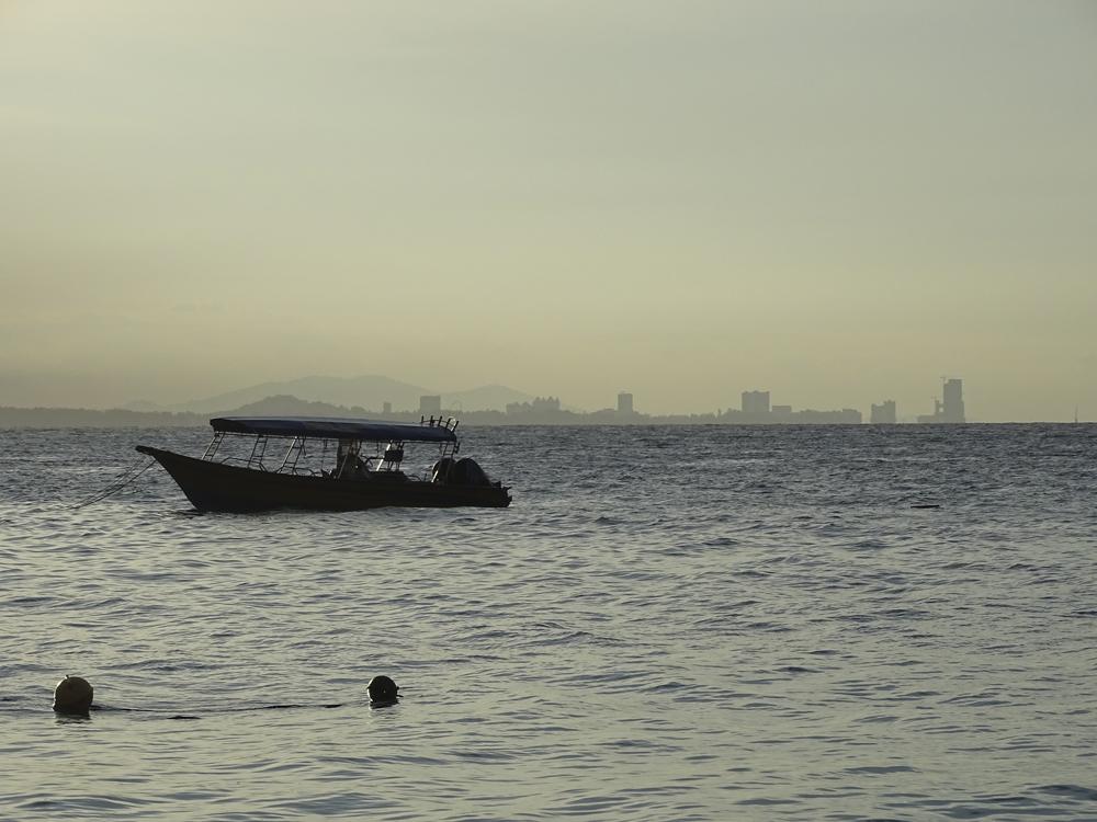 Puerto Marang, Kapas en Malasia