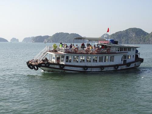 Bahía de Halong Bay, Vietnam