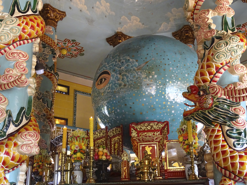 Religión Cao Dai, Vietnam