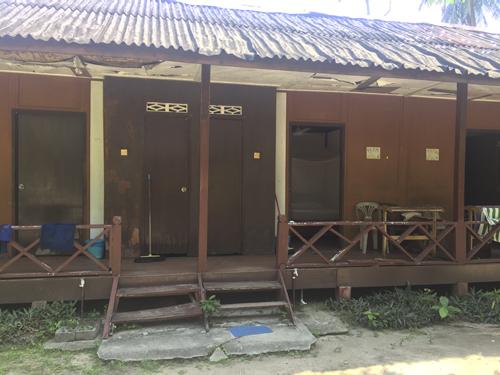 Alojamiento en Perhentian