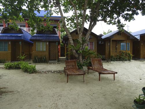 Dónde dormir en Anda, Bohol. Filipinas.