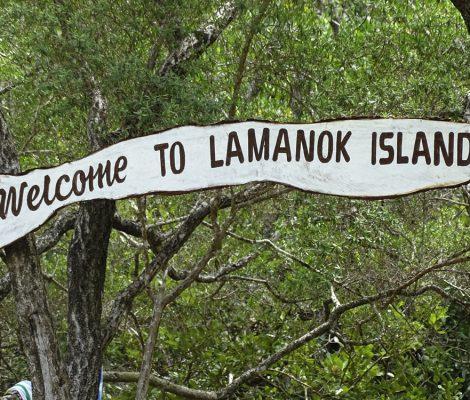 Isla de Lamanok, Anda
