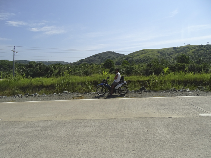 Dinagat, ruta alternativa en Filipinas