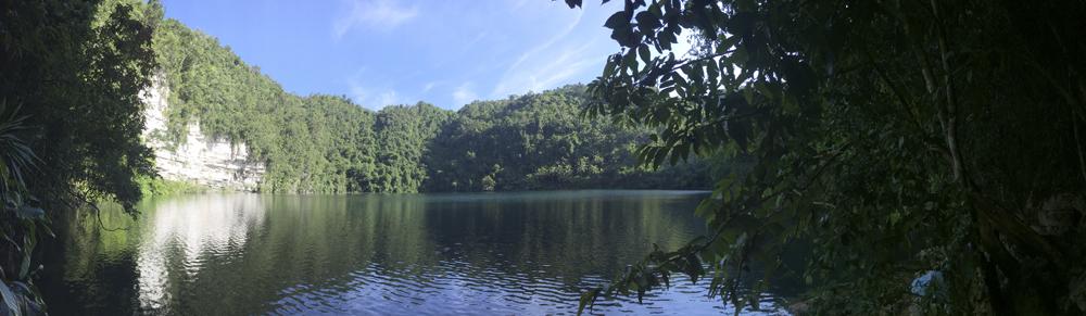 Excursión por Dinagat, isla de Filipinas