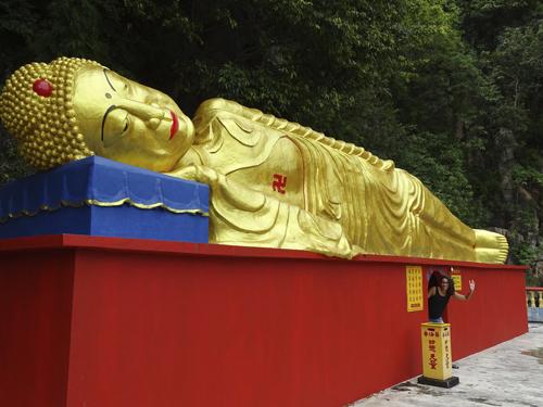 Templo de Ling Sen Tong, Malasia
