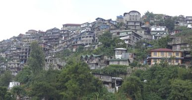 Dónde dormir en Baguio
