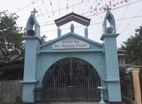 Iglesia en Anda, Bohol