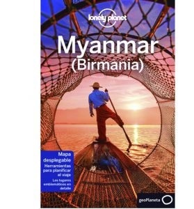 Guía Myanmar en Amazon
