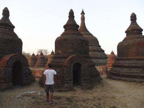 Qué ver y hacer en Mrauk-U, Myanmar