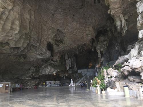 Cuevas de Ipoh, Malasia