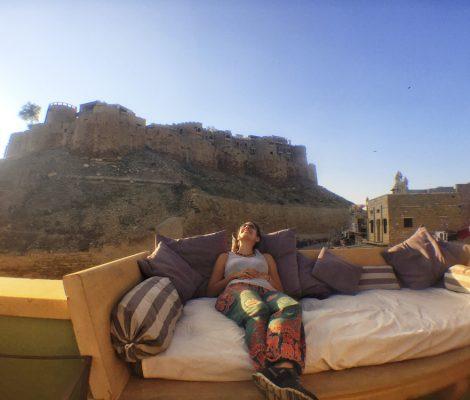 Dónde comer en Jaisalmer, India