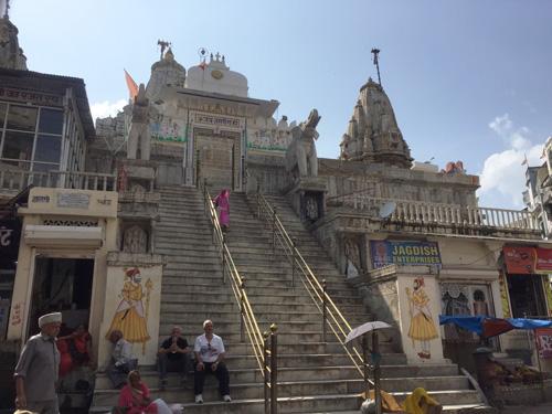 Jadish Temple, Udaipur