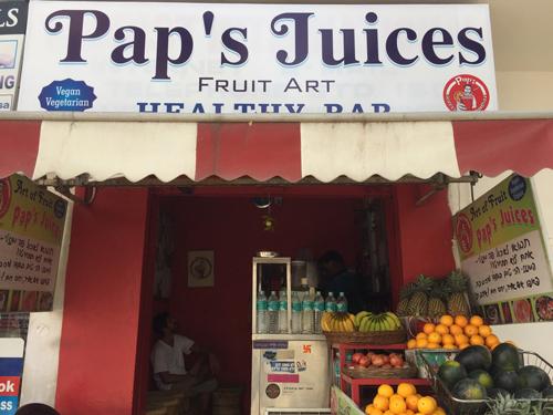 Dónde comer en Udaipur