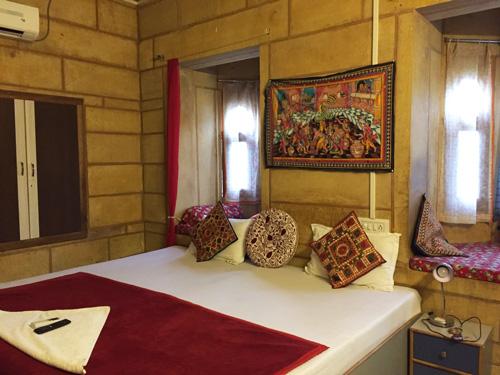 Dónde dormir en Jaisalmer
