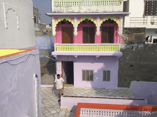 Alojamiento en Pushkar