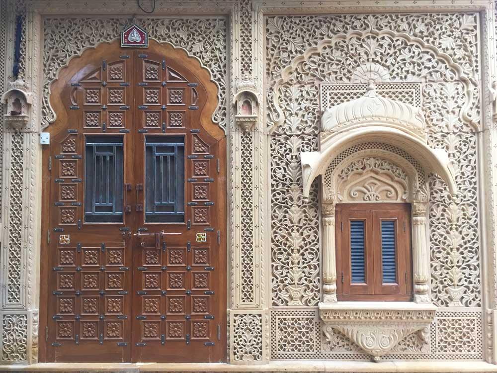 Alojamiento en Jaisalmer, India