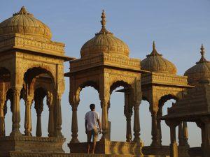 Cenotafios de Jaisalmer