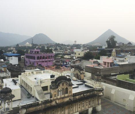 Alojamientos en Pushkar, India