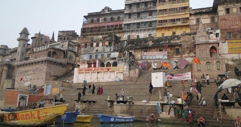 Alojamientos en Varanasi