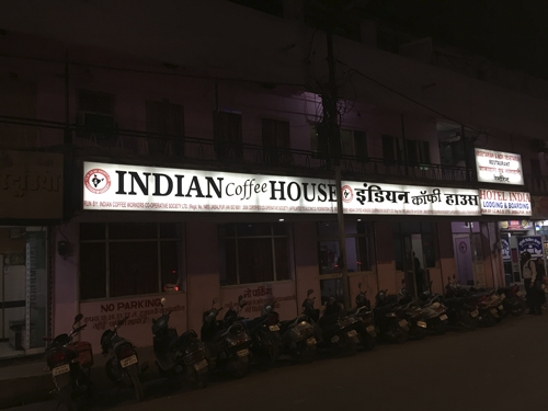 Dónde comer en Gwalior, India
