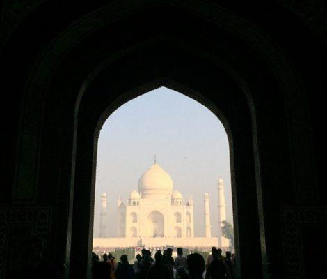 Alojamiento en Agra, India