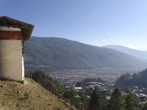 Dzong Jakar, Bután