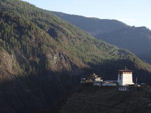 Dznog más antiguo de Bután